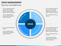 Crisis management PPT slide 5