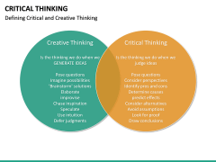 Critical thinking PPT slide 36