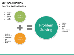 Critical thinking PPT slide 44