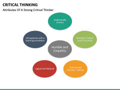 Critical thinking PPT slide 45