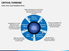 Critical thinking PPT slide 10