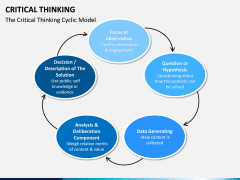 Critical thinking PPT slide 14