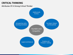 Critical thinking PPT slide 22