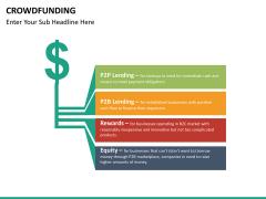 Crowdfunding PPT slide 36