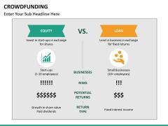Crowdfunding PPT slide 37