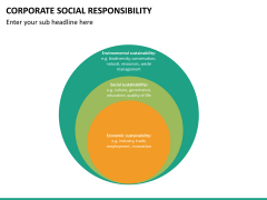 Corporate social responsibility PPT slide 36