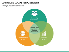Corporate social responsibility PPT slide 24