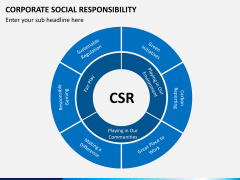 Corporate social responsibility PPT slide 12