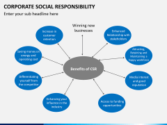 Corporate social responsibility PPT slide 13
