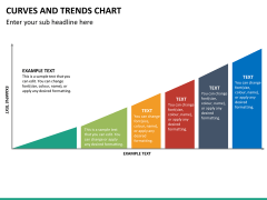 Curve and trends chart PPT slide 13