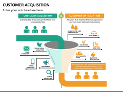 Customer acquisition PPT slide 15