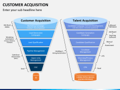 Customer acquisition PPT slide 7