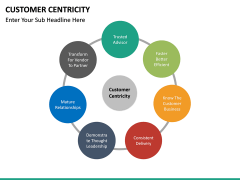 Customer centricity PPT slide 41