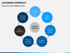 Customer centricity PPT slide 19