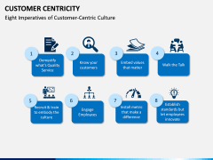 Customer centricity PPT slide 5