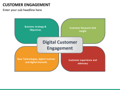 Customer engagement PPT slide 27