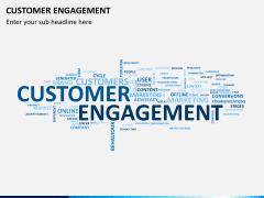 Customer engagement PPT slide 20