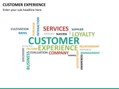 Customer experience PPT slide 35