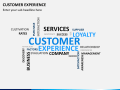 Customer experience PPT slide 17