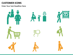 Customer Icons PPT slide 10