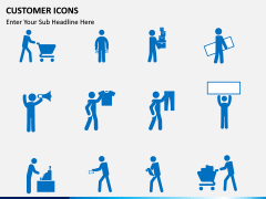 Customer Icons PPT slide 3