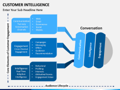Customer intelligence PPT slide 1