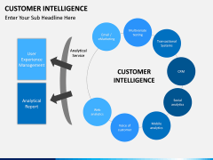 Customer intelligence PPT slide 2
