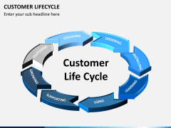 Customer life cycle PPT slide 10