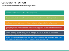 Customer Retention PPT slide 28