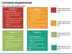 Customer segmentation PPT slide 26