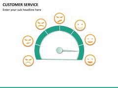 Customer service PPT slide 26
