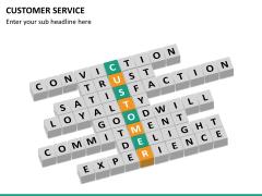 Customer service PPT slide 27