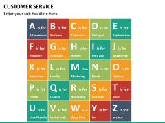 Customer service PPT slide 18