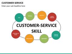 Customer service PPT slide 23