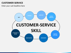 Customer service PPT slide 9