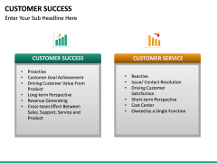 Customer Success PPT slide 30