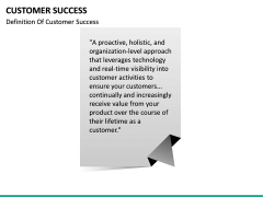 Customer Success PPT slide 20