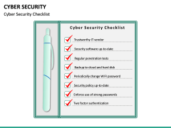 Cyber security PPT slide 46