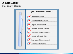 Cyber security PPT slide 22