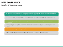 Data governance PPT slide 49