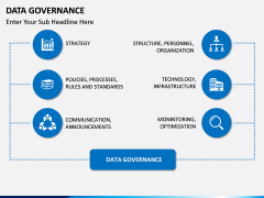 Data governance PPT slide 2