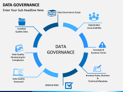 Data governance PPT slide 3