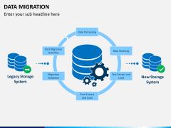 Data migration PPT slide 2