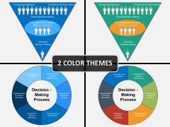 Decision making PPT cover slide