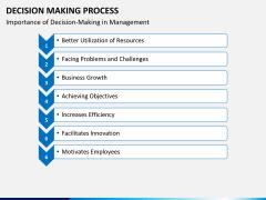 Decision making PPT slide 4