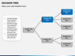 Decision tree PPT slide 1