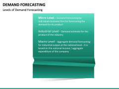 Demand forecasting PPT slide 26