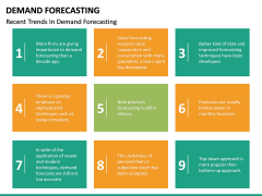 Demand forecasting PPT slide 27