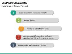 Demand forecasting PPT slide 30