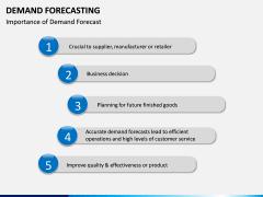 Demand forecasting PPT slide 8